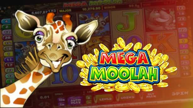 Mega Moolah - Online Casino Canada